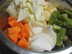 画像1: カット野菜(バーベキュー用)